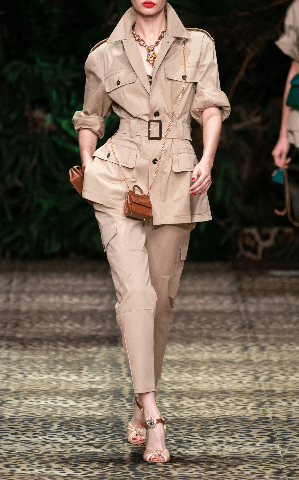 Image_Dolce _& _Gabbana's_ Women's_ Shoes_model_show