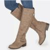 Image_Berrylook_outdoor_flat_boots_camel_sidelook