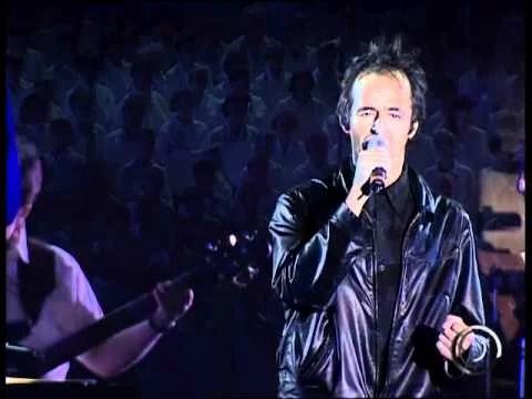 [Flashback] Jean-Jacques Goldman chante Ensemble pour la première fois en public (2001)