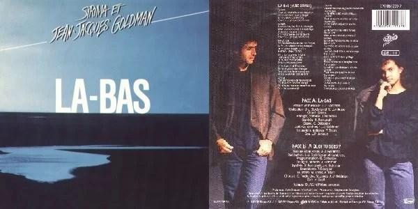 [Flashback] Jean-Jacques Goldman et Sirima interprètent Là-bas sur scène (1988)
