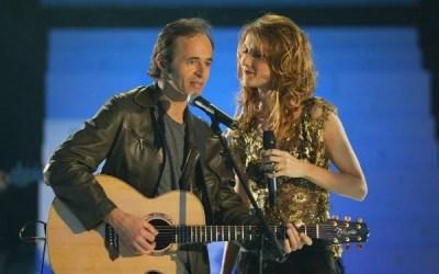En coulisse avec Céline Dion et Jean-Jacques Goldman