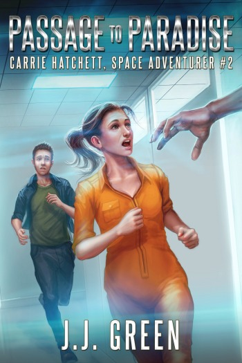 <cite>Carrie Hatchett, Space Adventurer Book 2</cite>