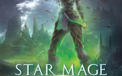 Star Mage Exile Cover Reveal