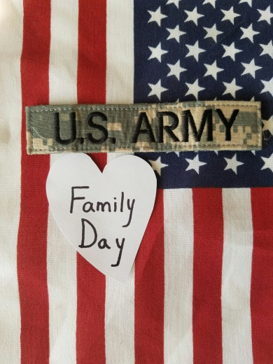 What to Expect at a Basic Training Family Day