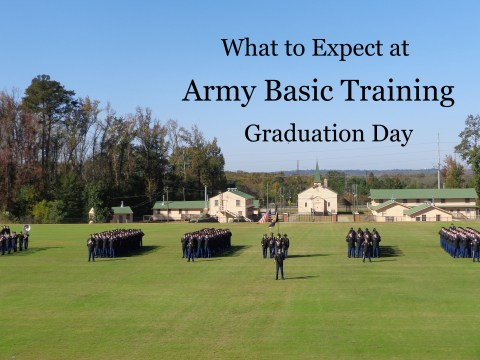 What to Expect at Army Basic Training Graduation Day