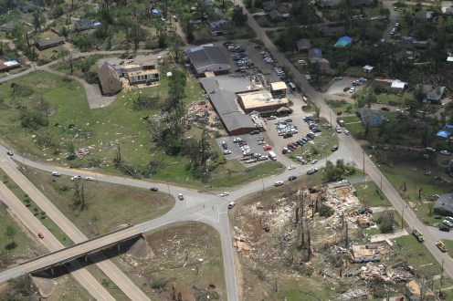 Please pray for Tupelo and all cities who were in the path of the storm.