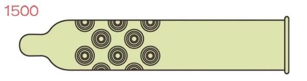 岡本 ANESIS 1500 12片裝 (日本版)