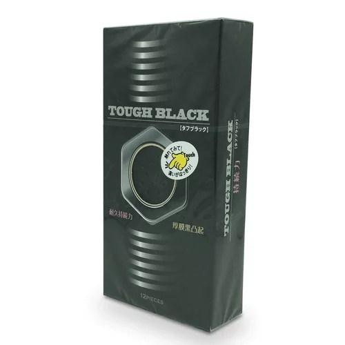 日本藥業 厚膜黑凸點 12 片裝 (日本版)