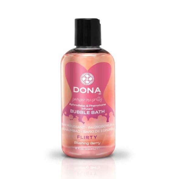 Dona 泡泡浴 臉紅野莓 250 ml