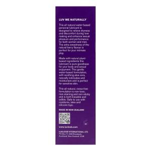 Luvloob 天然防敏水性潤滑液 (藍莓味) 75ml