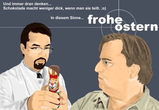 Frohe Ostern! (2014)