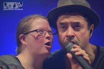 14. und 15. November: Zwei Konzerte in Leverkusen. Beide werden uns so schnell nicht aus dem Kopf gehen - Paris und Elisabeth, daran wird man sich noch lange erinnern