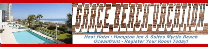 Grace Beach Vacation Host Hotel