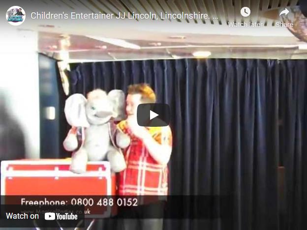 Lincoln Children's Entertainer 3