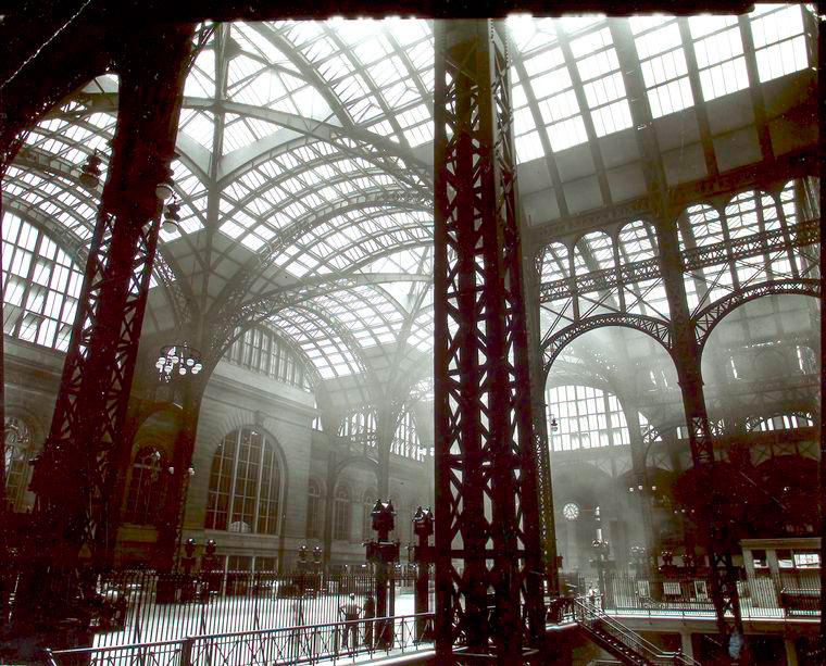 Una nueva estación para Nueva York - Historias de Arquitectura