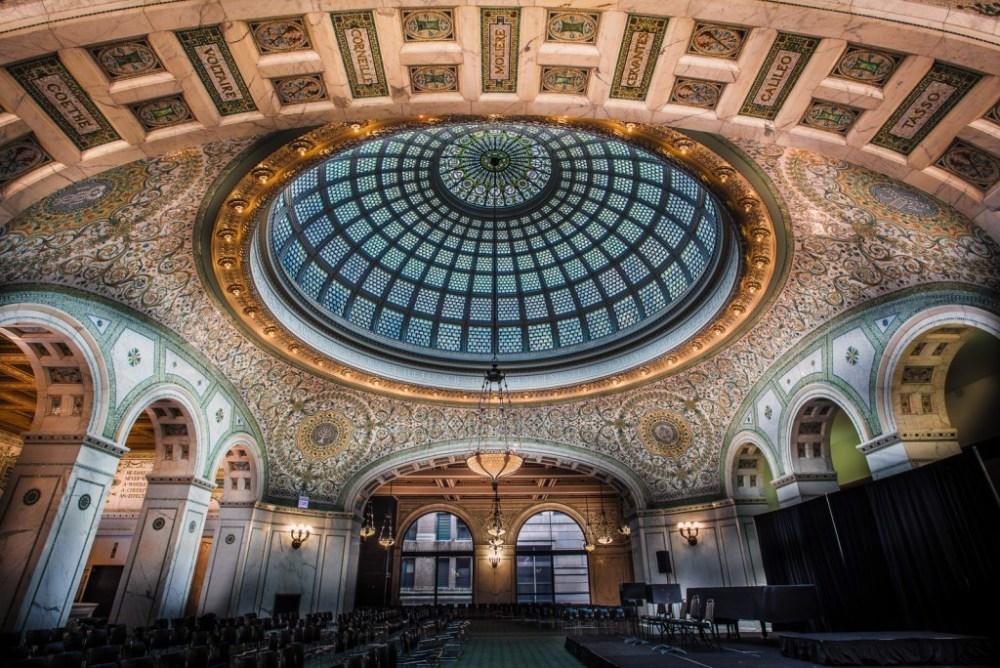 002 Chicago Cultural Center