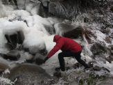 Aqueduct frozen
