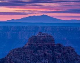 Dawn from Cape Royal - Grand Canyon NP, AZ © jj raia