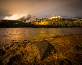 East Beckwith and Lost Lake - West Elk Wilderness, CO © jj raia