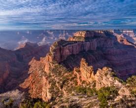 Morning Light at Cape Royal - Grand Canyon NP, AZ © jj raia