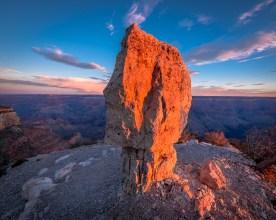 Shoshone Point - Grand Canyon, AZ © jj raia