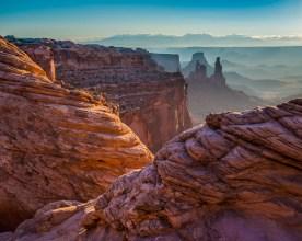 Washerwoman — Canyonlands National Park, ut © jj raia