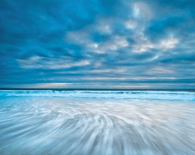 Gray Morning No.5 - Wrightsville Beach, NC © jj raia