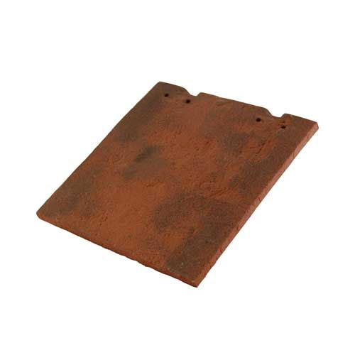 bmi redland rosemary clay craftsman tile and a half gable tile 6929