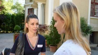 Martina Schölzhorn als Alina Steffen in Sturm der Liebe; © ARD
