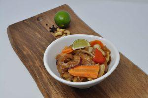 Chicken Stir Fry in Black Bean Sauce
