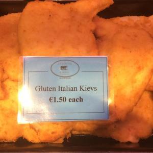 Gluten Free Italian Chicken Kiev