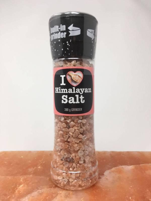 Himalayan salt 390g grinder
