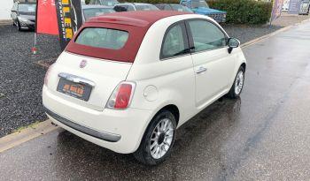 Fiat 500C 1,2 Lounge 2d full