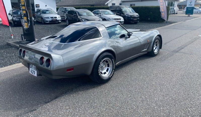Chevrolet Corvette 5,7 V8 Targa full