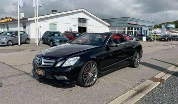 Mercedes E350 full