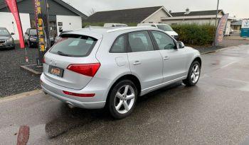 Audi Q5 3,0 TDi 240 S-line quattro full