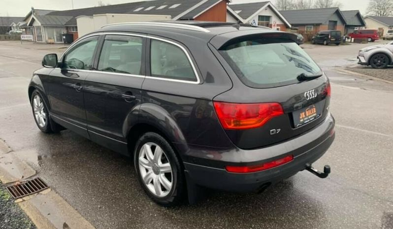 Audi Q7 3,0 TDi quattro full
