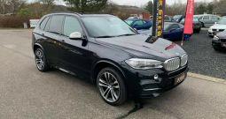 BMW X5 3,0 M50d