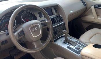 Audi Q7 3,0 TDi quattro Tiptr. Van full