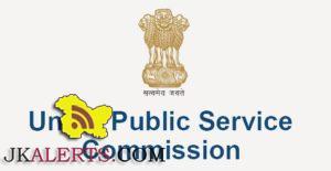 UPSC Notification Recruitment