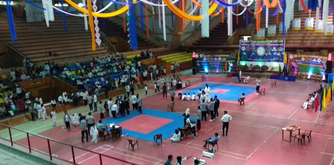 Second Jeet Kune Do Federation cup kick-starts in Srinagar - Jammu