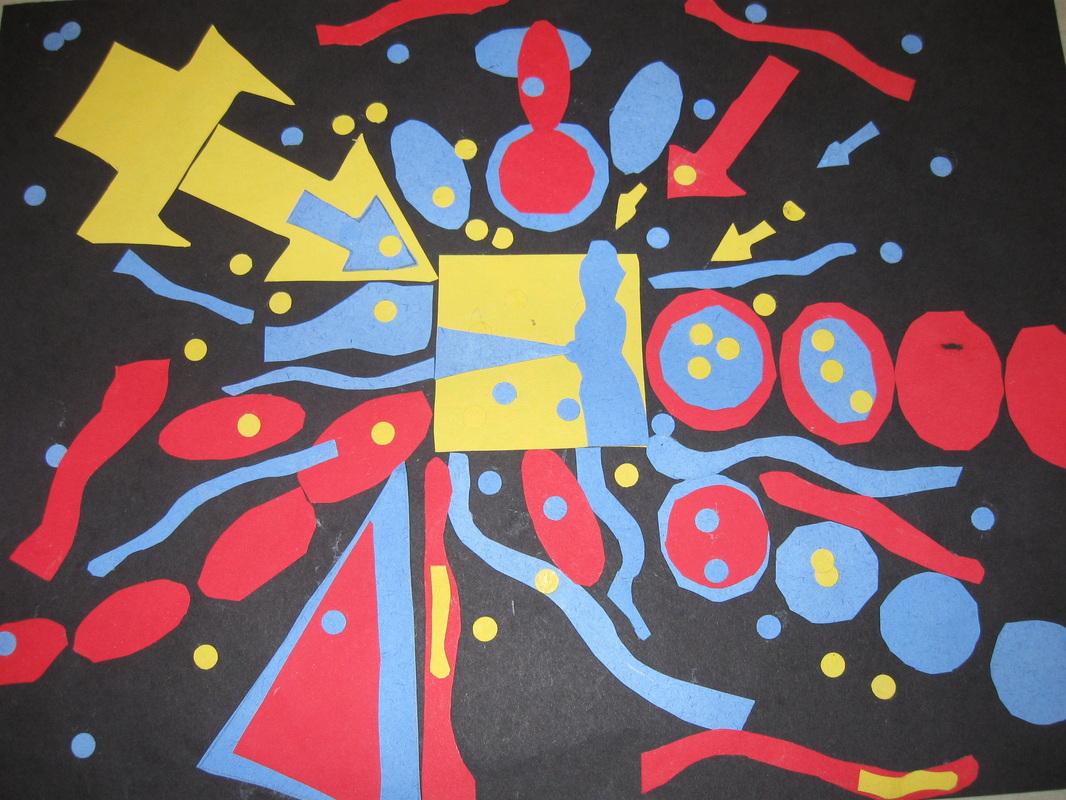 Middle School 2d Art