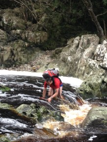 Paul crossing another river