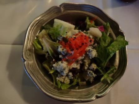 Fresh Salad with Jicama