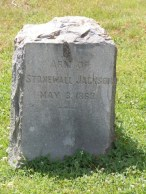 Arm of Stonewall Jackson