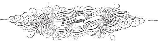 Introduction of Rosa Lee Jude