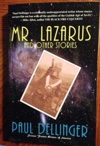 "Book Cover ""Mr. Lazarus and Other Stories"