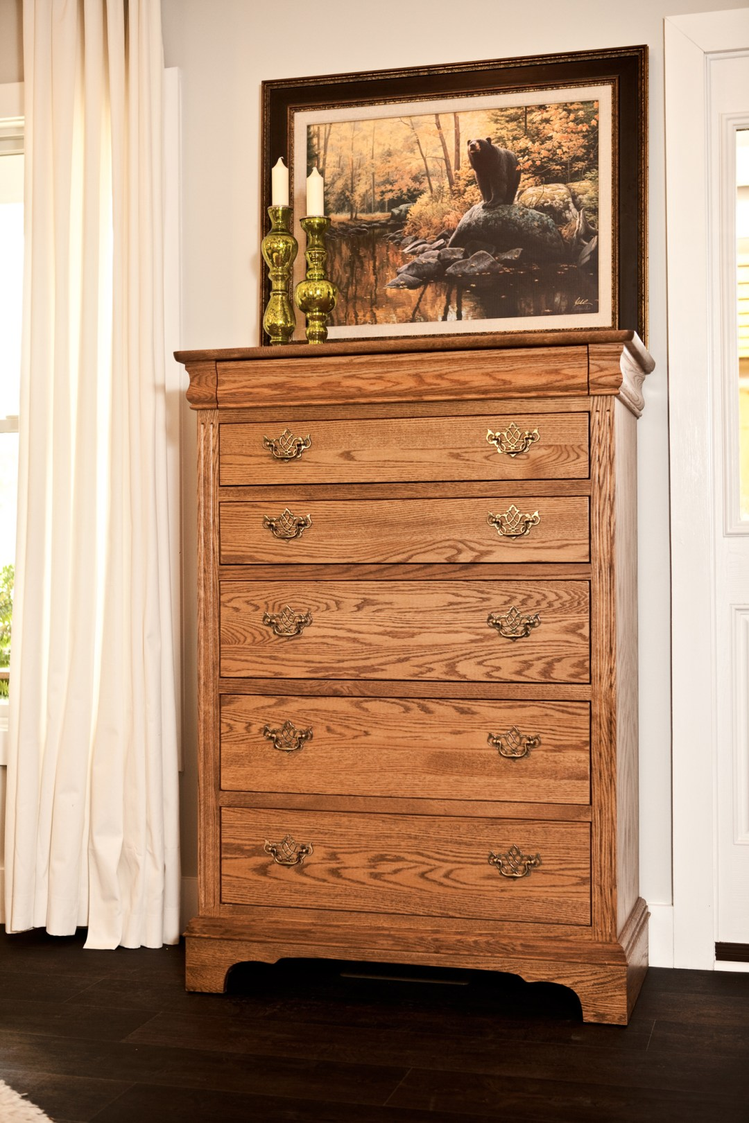 Edinburgh Chest of Drawers