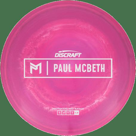 Discraft Paul McBeth Proto Mid-Range Pink