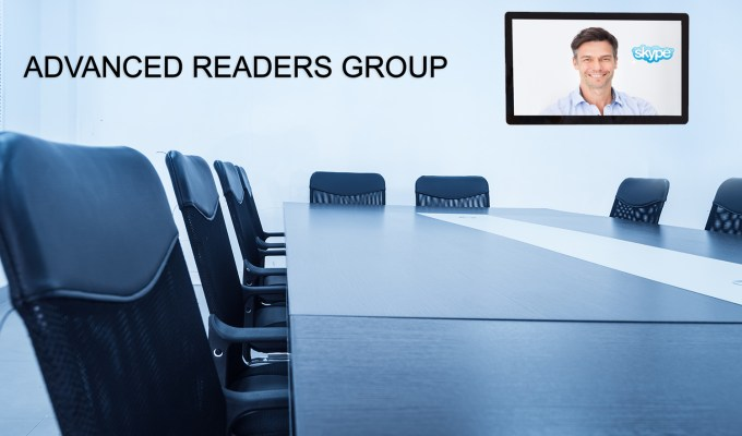 Join the Reader's Group Now!
